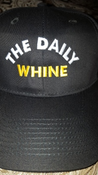 the daily whine - keep whining